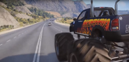 Just cause 3 monster truck