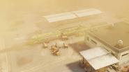 Operation Sandstinger (train is being prepared)