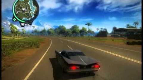 Just Cause 2 DLC - Chevalier Classic