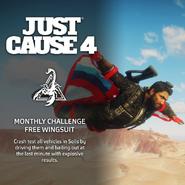 JC4 monthly challenge Safety Test