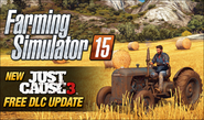 JC3 Farming Simulator 15 DLC