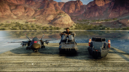 JC4 toy vehicles pack