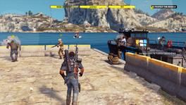 Connect the Dots (multi-wave shootout)