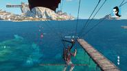 Mine clearing random encounter