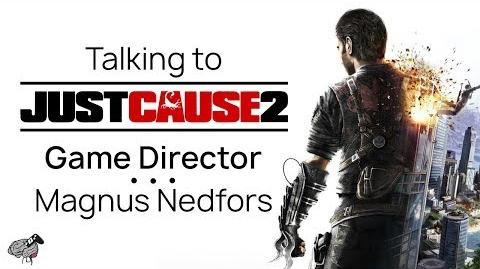 Talking to Just Cause 2's Game Director about Creating the Grappling Hook