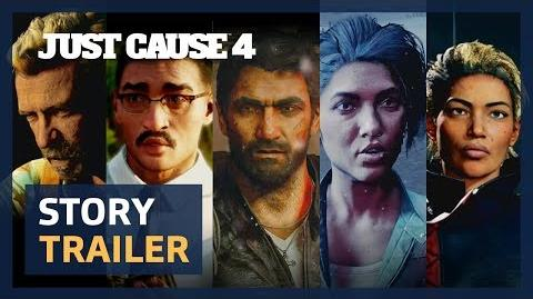 Just Cause 4 Story Trailer PEGI