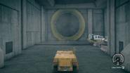 Stormchaser in wind tunnel