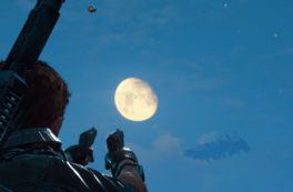 JC3 moon and eDEN Airship