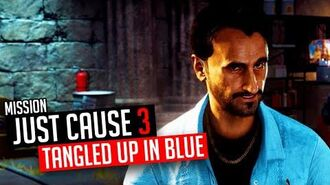 Just Cause 3 Mission Tangled Up In Blue