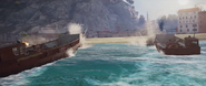 JC3 amphibious assault