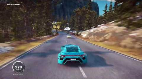 Just Cause 3- How not to go around a corner like a sensible person