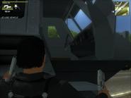 Military Meister LAV 4 Front Interior