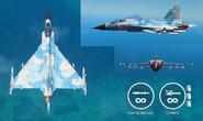 CS7 Thunderhawk (3 views)