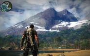 Gunung Dataran Tinggi