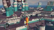 Stingray (highers decks)