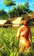 JC2 buddhist monk