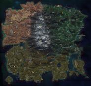 JC4 Dia de Muertos skull locations map