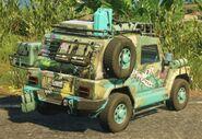 Pugilista SUV (Army of Chaos, right rear corner)