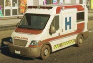 Calzada Ambulancia