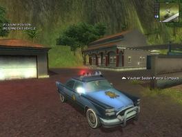 Vaultier Sedan Patrol Compact