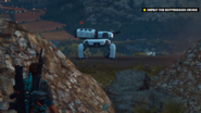 JC3 Suit Up (suppression drone)