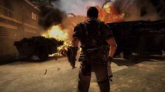 Just Cause 2 End-Of-Demonstration Promotional Trailer