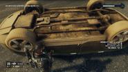 Prisa Viento SUV (dirty bottom)