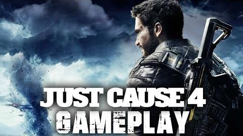 JUST CAUSE 4 Early Exclusive Gameplay & Funny Moments (New Grappling Hook)