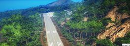 Banjaran Gundin (runway)