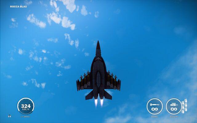 File:Medici Air Force U-7 Dravec Underside.jpg
