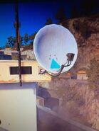 JC3 civilian satellite dish