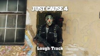 Just Cause 4 - Easter Egg - Laugh Track