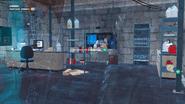 Refugio Umbra Dimah's lab