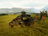 Spectre Attack Helicopter