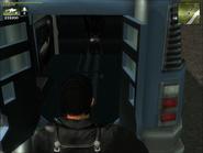 Vaultier ALEV Patrol Special Rear Interior