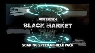 Just Cause 4 Black Market - Soaring Speed Vehicle Pack