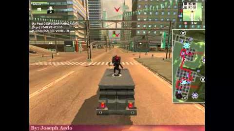 "(HD) Travel ""Meister ATV 4 (Black Hand)"" mission Streets of Fire Calles de fuego - Just Cause 1"
