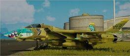Thunderhead Bomber Jet