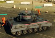 Falconer AA tank