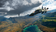 JC4 fighter and tornado