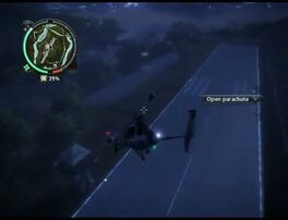 Just Cause 2 - Kem Sungai Sejuk - military base 024