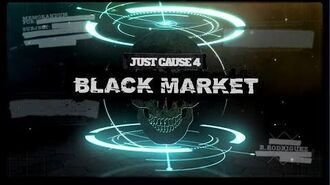 Just Cause 4 Black Market - Sea Dogs Vehicle Pack