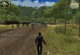 Freedom Fighters - Los Mirasoles village liberation