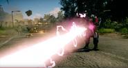 JC4 titan firing fully charged beam