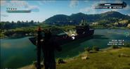 JC4 landing ship