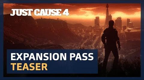 Just Cause 4 Expansion Pass Teaser PEGI