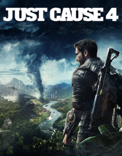 Mainpage Game Just Cause 4