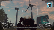 Stowaway (eden logo and wind turbines)