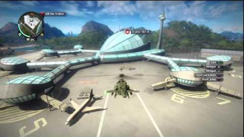 Just Cause 2 - Faction Mission - Nothing to Declare