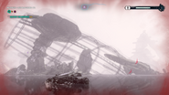 Infestation in the Lake (airship wreck)